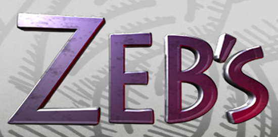 Zeb's Place Website
