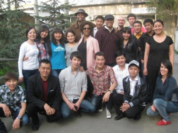 American Music Center:Bishkek Conservatory:Ustat Shakirt Center5