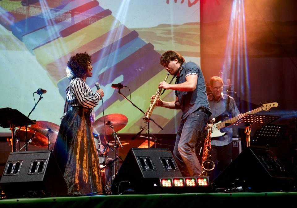 Nida Jazz Maratoną 2013